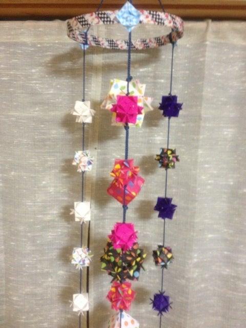 ハート 折り紙:つるし雛 折り紙-ameblo.jp