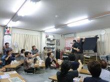 浄土宗災害復興福島事務所のブログ-20130904高久第1パネルシアター①