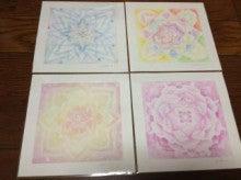 「森のつぼみ」のなごみ時間-結晶の花 透花
