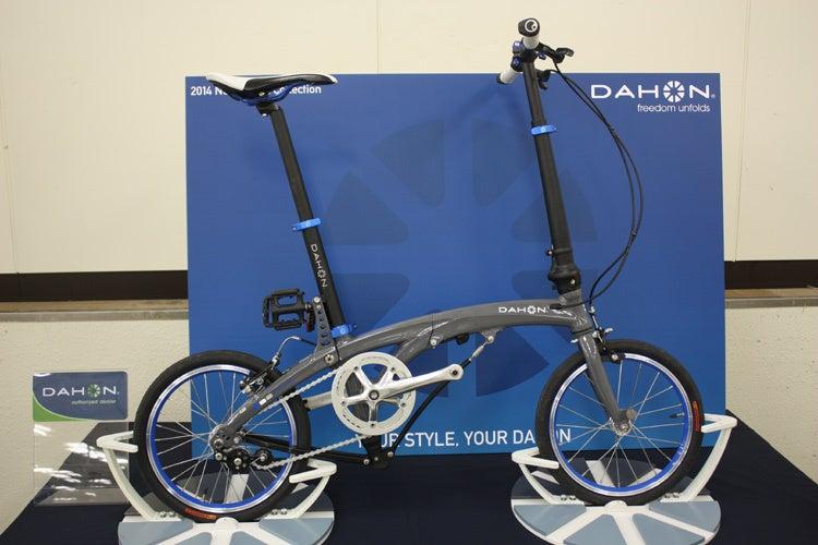 自転車の 上野 自転車 ハクセン : DAHON(ダホン)|東京・上野に ...