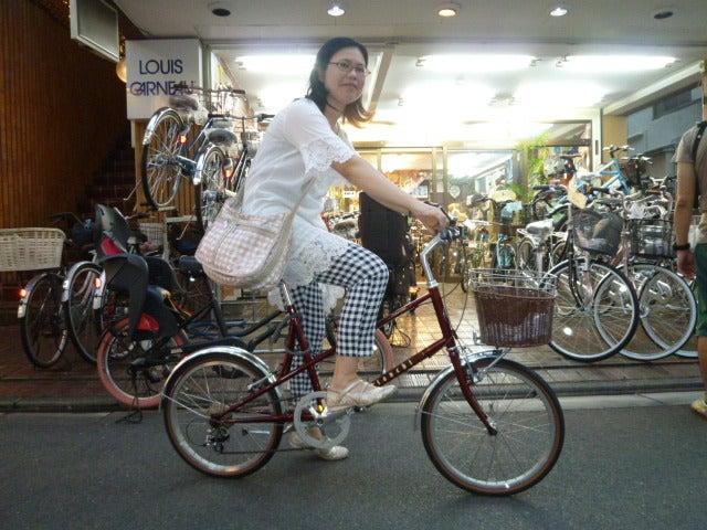自転車の 自転車 ビアンキ ミニベロ 評判 : ミニベロもご相談くださいませ ...