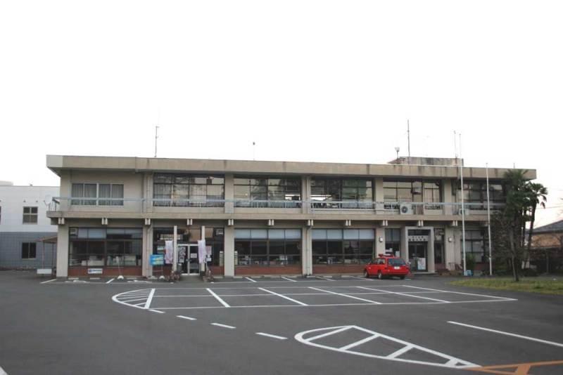 喜連川城/さくら市喜連川庁舎