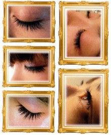 eyelash plofile