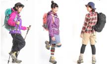 $登山ファッションのレディース通販ガイド