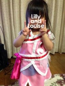 Lilly and Louisのハンドメイドブログ-キュアハート 衣装