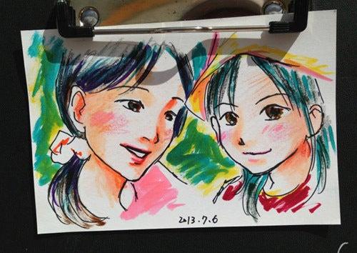 似顔絵57