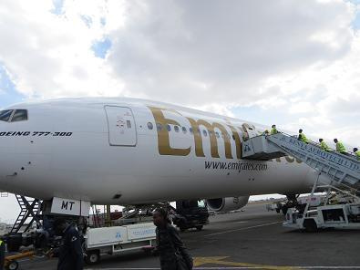 丸の内OL的ライフスタイル♪-Emirates
