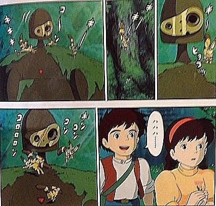 きよの漫画考察日記きよの漫画考察日記1200 天空の城ラピュタ 第3部コメント