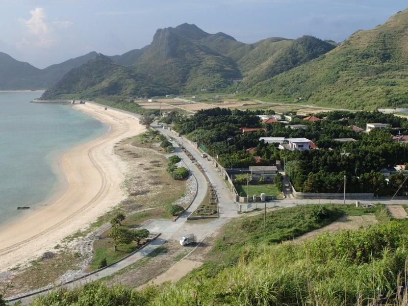 歩き人ふみの徒歩世界旅行 日本・台湾編-あがり浜側