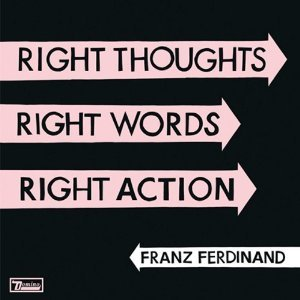SNOW BLIND WORLD-Franz Ferdinand
