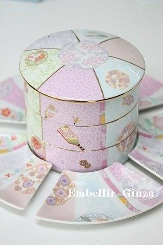 東京・銀座 ポーセラーツ・ポーセリンアート サロン Embellir  Ginza