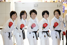 TOKUHARU KARATE TEAM