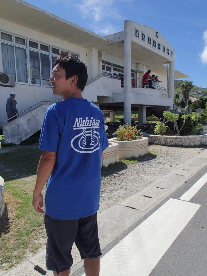 歩き人ふみの徒歩世界旅行 日本・台湾編-島のTシャツ