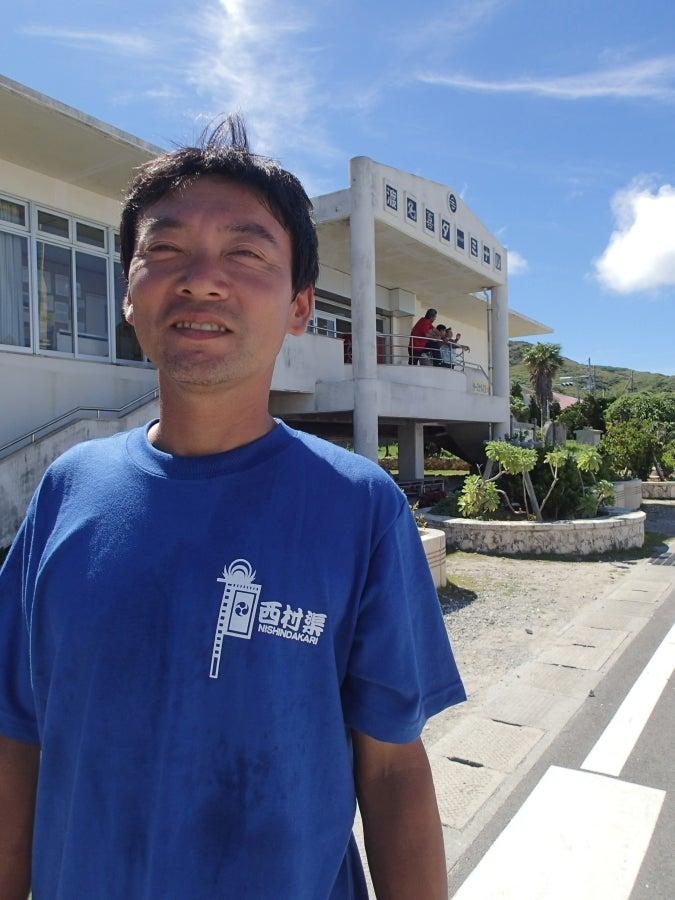 歩き人ふみの徒歩世界旅行 日本・台湾編-島のTシャツ2