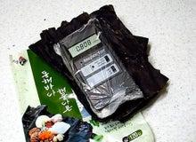 ◆ペプシの独り言日記ブログ♪◆-韓国産昆布の放射線量。高い!