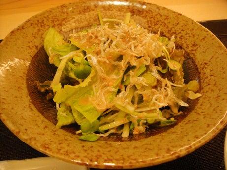 ヒトミンのグルメ日記in広島-salada