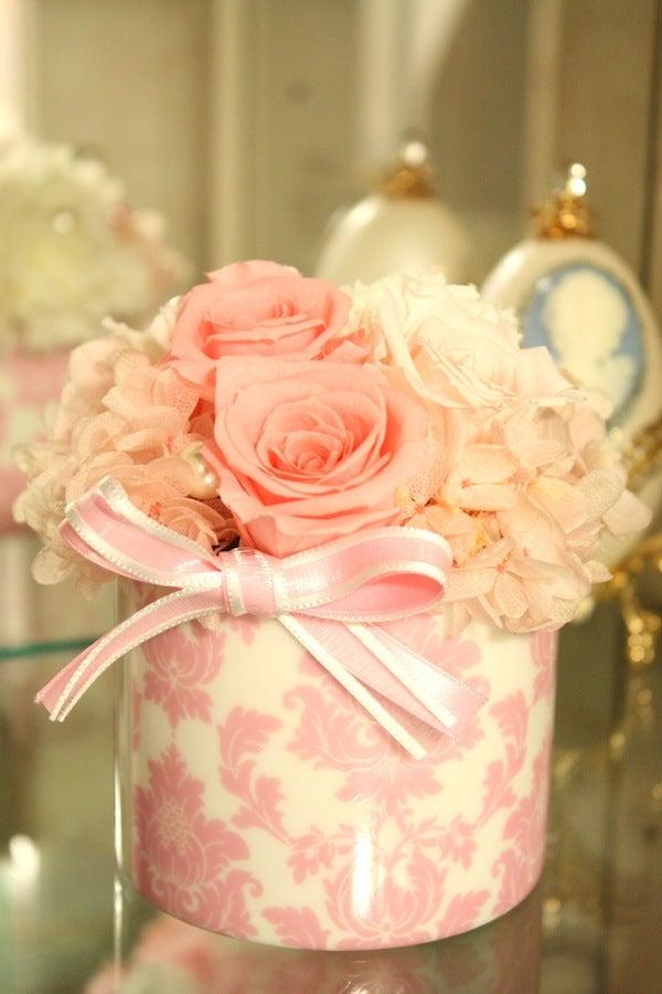 $*♡Marie Thisbe♡*~江東区でポーセラーツ・プリザのサロンを・・・~