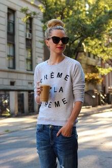 Zoe Karssen Creme Dela Creme Sweater 101