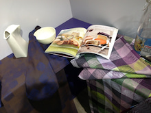 $les arts de la table,  多賀谷洋子のパリスタイルな美的生活。インテリア&テーブルコーディネート、リュクスな旅時間