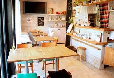 $cafe ・レンタルスペースの「Plants」門前仲町駅7分