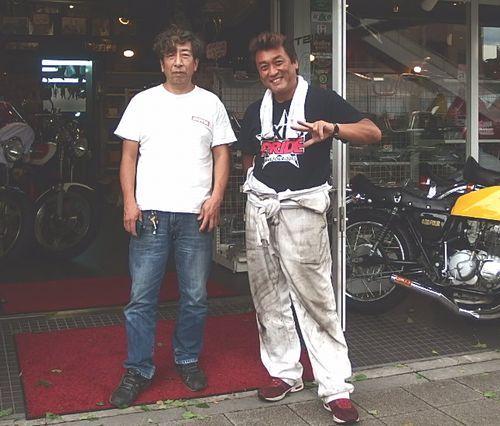 """カワサキ ZII (Z2) 旧車・絶版車カスタム & 販売   """"Oh!My街道レーサー""""  by MISTY-FAMILY 〇古"""
