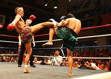 新日本キックボクシング協会-兼子ただし