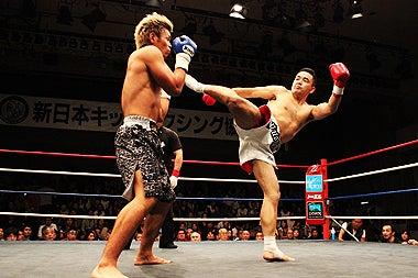 新日本キックボクシング協会-松本哉朗