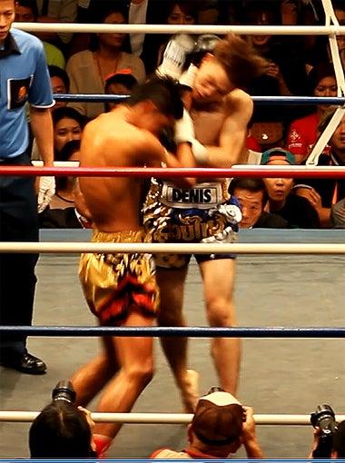 新日本キックボクシング協会-江幡塁