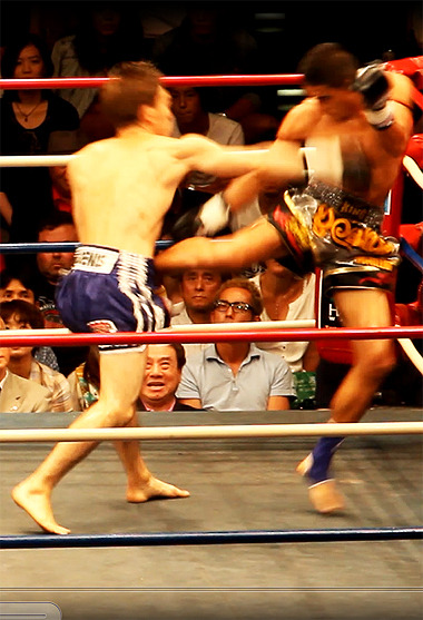 新日本キックボクシング協会-江幡睦