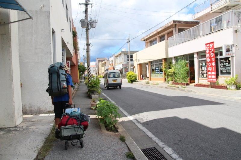 歩き人ふみの徒歩世界旅行 日本・台湾編-歩く