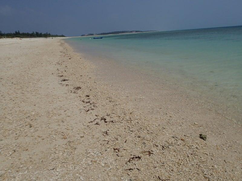 歩き人ふみの徒歩世界旅行 日本・台湾編-イーフビーチ