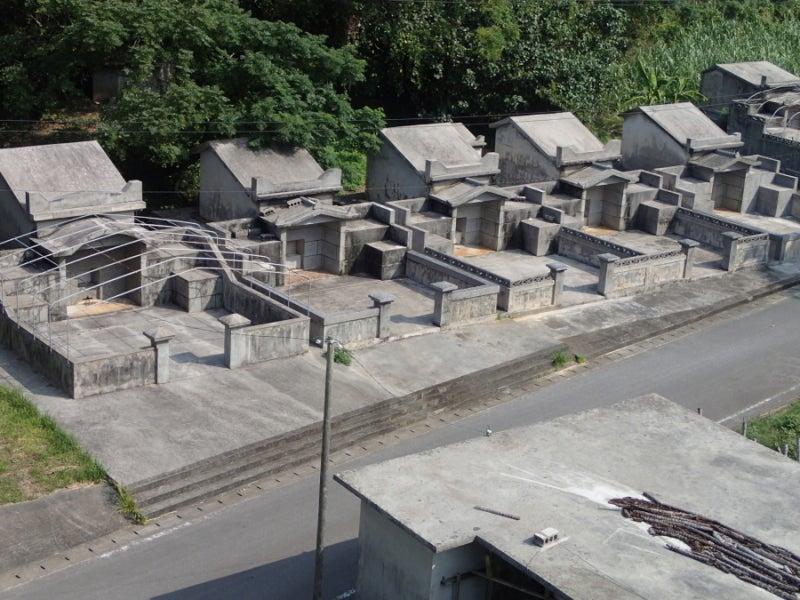 歩き人ふみの徒歩世界旅行 日本・台湾編-お墓