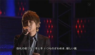 MUSIC FAIR「奏」|AAAにっしーに恋焦がれ ~西島隆弘くん~