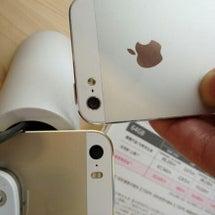 iPhone5Sの続…