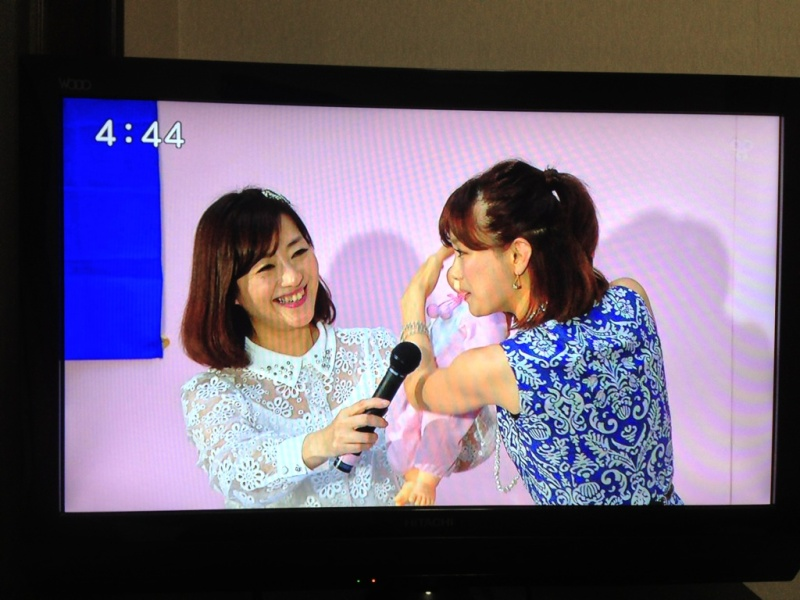 富山テレビで放送