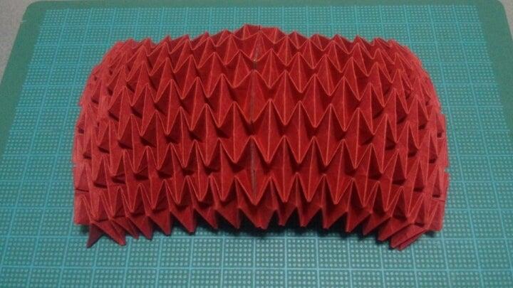 すべての折り紙 マジックボール 折り紙 : マジックボール|三毛猫みけ ...
