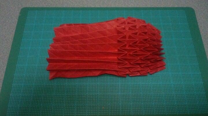 折り 折り紙 : 折り紙 マジックボール 折り方 : ameblo.jp