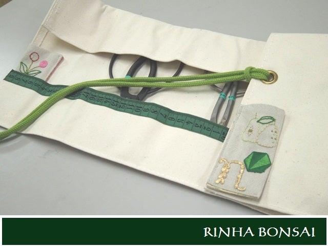 bonsai life      -盆栽のある暮らし- 東京の盆栽教室 琳葉(りんは)盆栽 RINHA BONSAI-琳葉盆栽 道具ケース