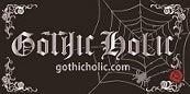 ゴシックホリックブログ-logo