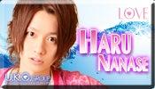 ハルさまワールド☆-ハルEVAバナー