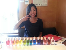 TCパワーピアスカラーセラピストin中津川@Megのブログ-image