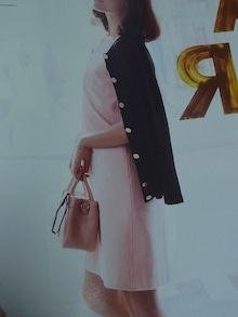 神戸のカラーリスト スタイリスト  トータル素敵プロデューサー☆みつこのブログ-ピンク色コーデ