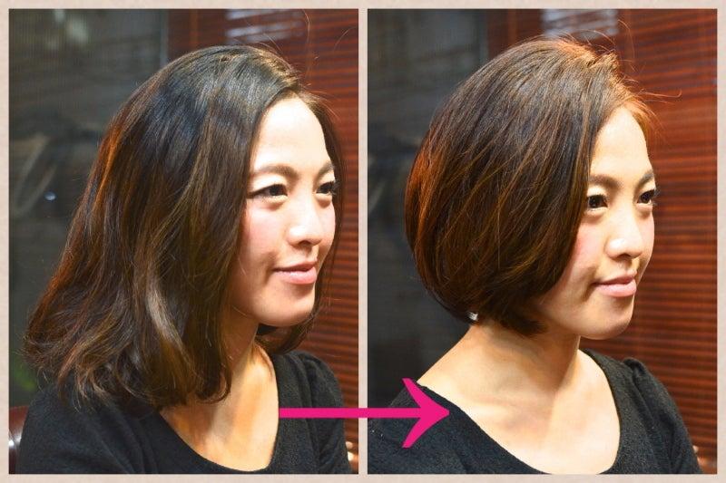 最新のヘアスタイル 髪 くせ毛 髪型  くせ毛ではねる髪型を内巻きに