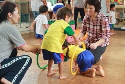 若草幼稚園-参観日9月1