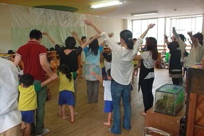 若草幼稚園-参観日9月6