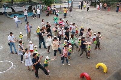 若草幼稚園-参観日9月9