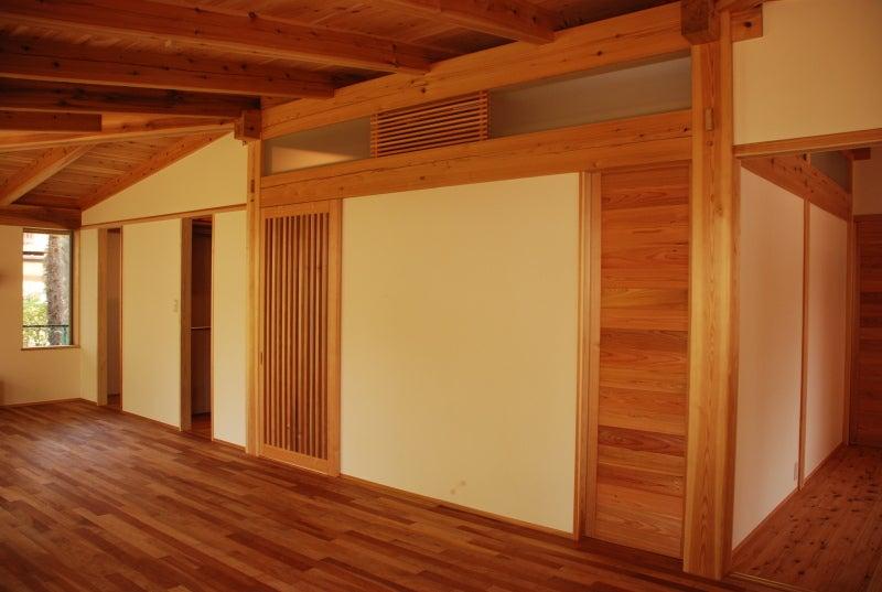埼玉県越谷市を拠点に木の家をつくる けやき建築設計の仕事ブログ-morihune95