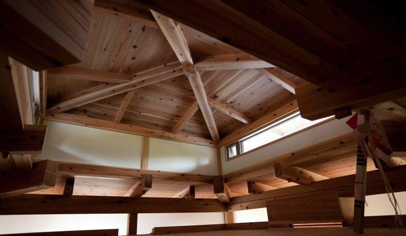$埼玉県越谷市を拠点に木の家をつくる けやき建築設計の仕事ブログ-morihune96