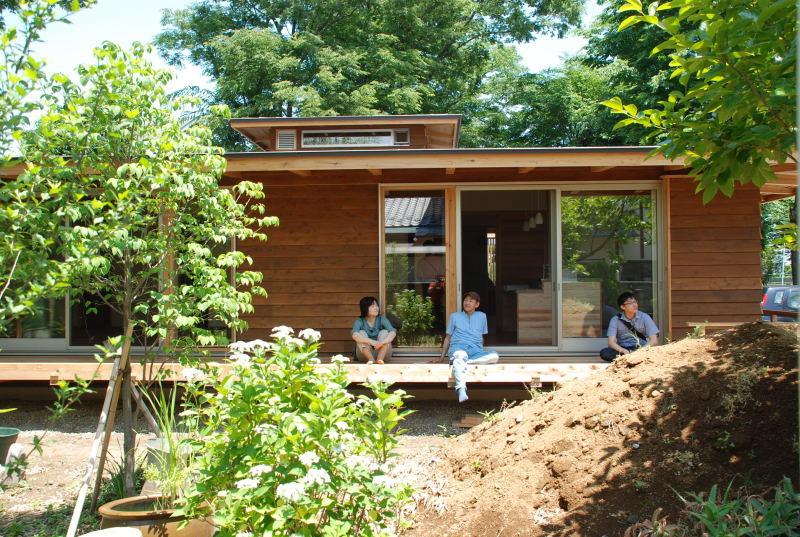 $埼玉県越谷市を拠点に木の家をつくる けやき建築設計の仕事ブログ-morihune94