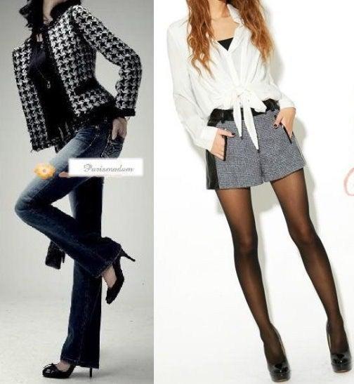写真で解説 「男目線から見る女子ファッション」
